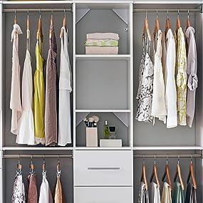 Closetmaid, Closet Organizer, Closet Maid, Closetmade, Closet Kit, Modern  Closet,