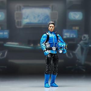 new blue ranger; indian power ranger; action figure; beast morphers; power rangers villains