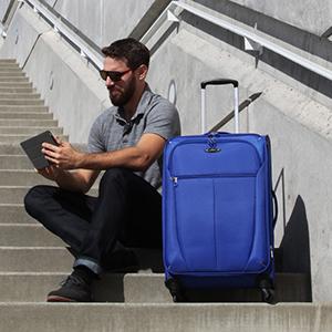 51e66e28a Amazon.com | Skyway Luggage Mirage Superlight 28-Inch 4 Wheel ...