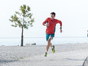 fonctions d'entraînement avancées pour la course