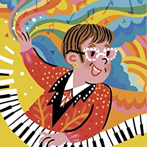The shy boy comfort sitting at his piano, and ended up bringing joy happiness world songs