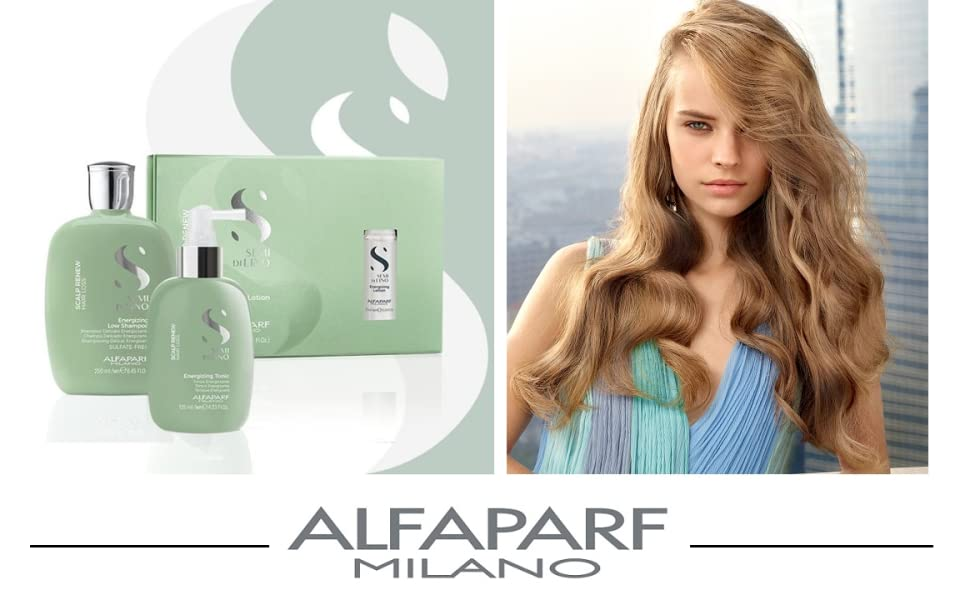 Alfaparf Milano Semi Di Lino Shampoo scalp scrub hair products dandruff sensitive alfa parf