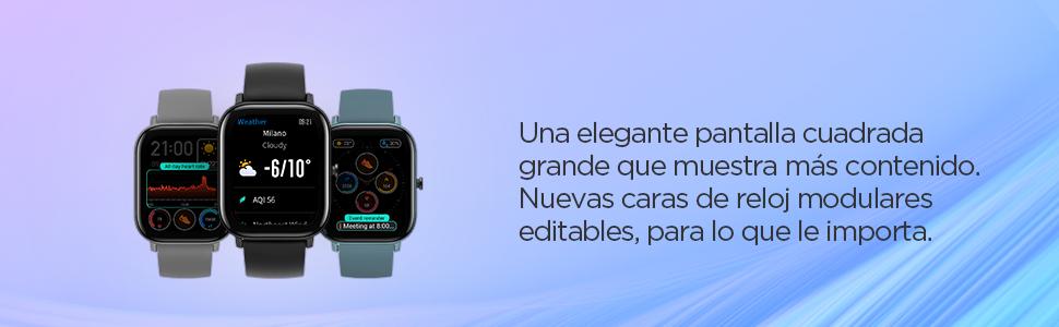 Amazfit GTS  Smartwatch Reloj Inteligente