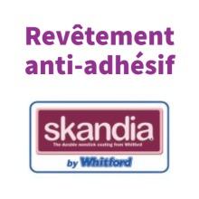 Revêtement anti adhésif