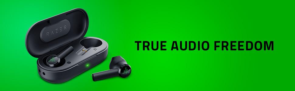 Razer Hammerhead True Wireless Auriculares Bluetooth 5.0, Earbuds ...