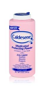 Medicated Protecting Powder