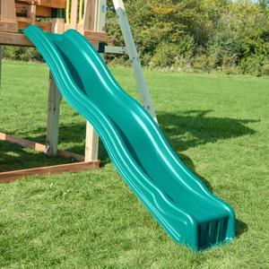Amazon Com Swing N Slide Ne 4675l Cool Wave Slide Green Toys Games