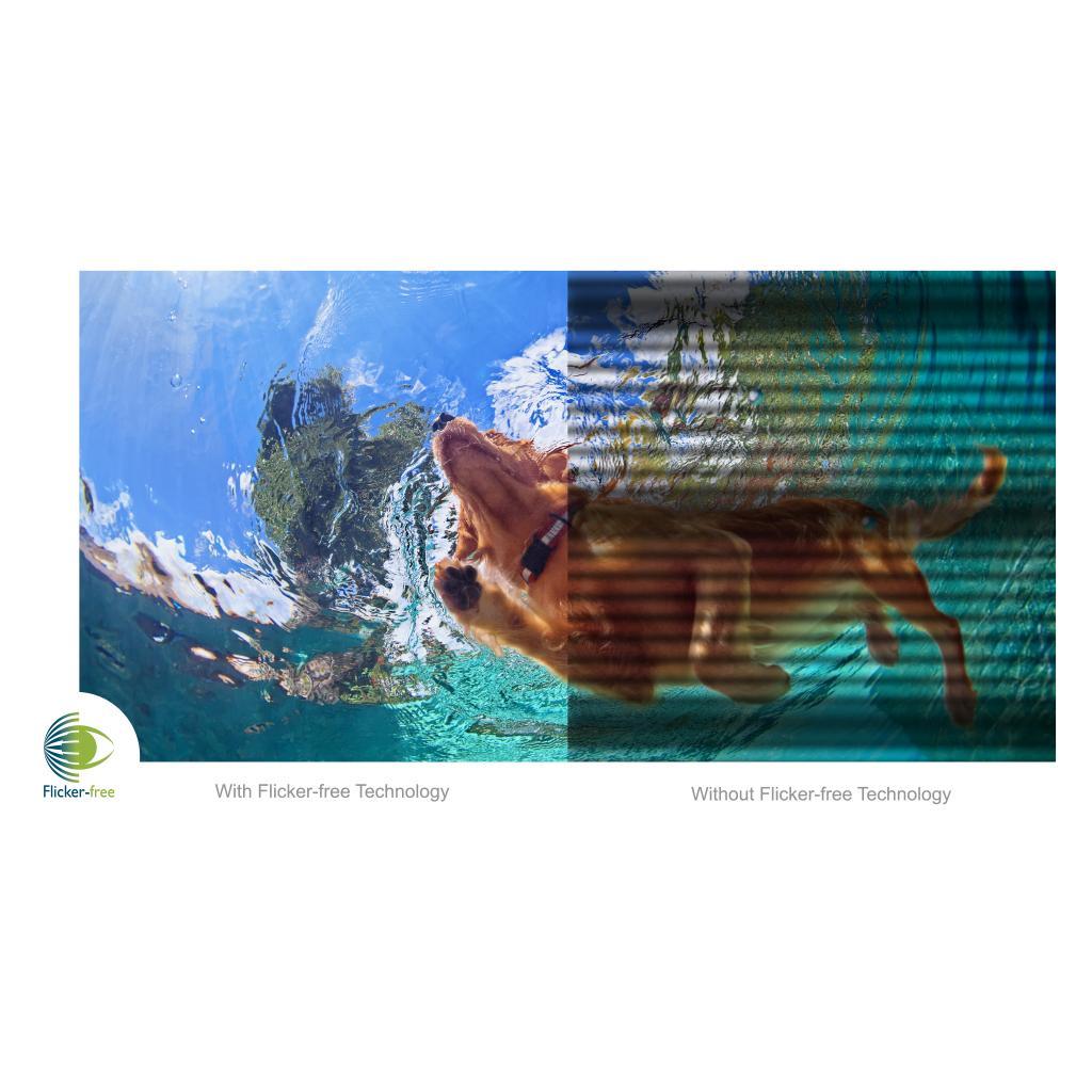 Benq Ew2445zh 238 Inch 1080p Monitor Slim Bezel Low Blue Light Ultra 24 View Larger