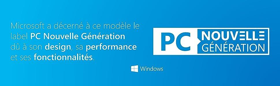 PC Nouvelle Génération