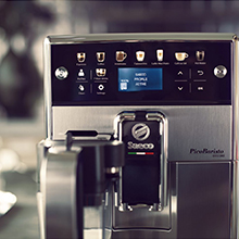 Philips Saeco koffiezetapparaat espresso volautomaat