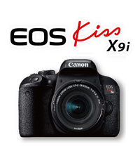 EOSKissX9i