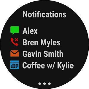 smart notifications