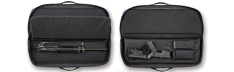 """Amazon.com: Estuches Bulldog """"Ultra Compact"""" AR-15 ..."""