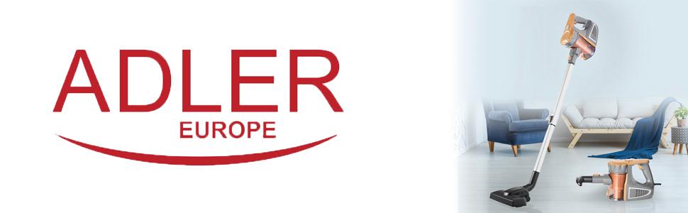Adler ad-7036 Aspirador de Escoba 800w: Amazon.es: Hogar