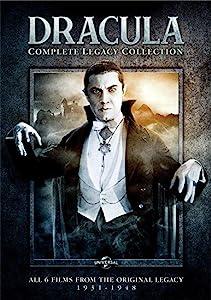 dracula, box set, frankenstein, legacy, classics, classic, hollywood horror, horror, monsters