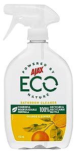 Ajax Eco Orange & Ginger Spray