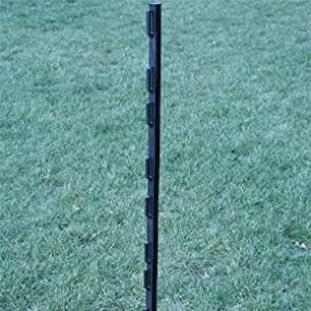 Amazon Com Fi Shock A 48b 4 Ft Black Step In Fence Post