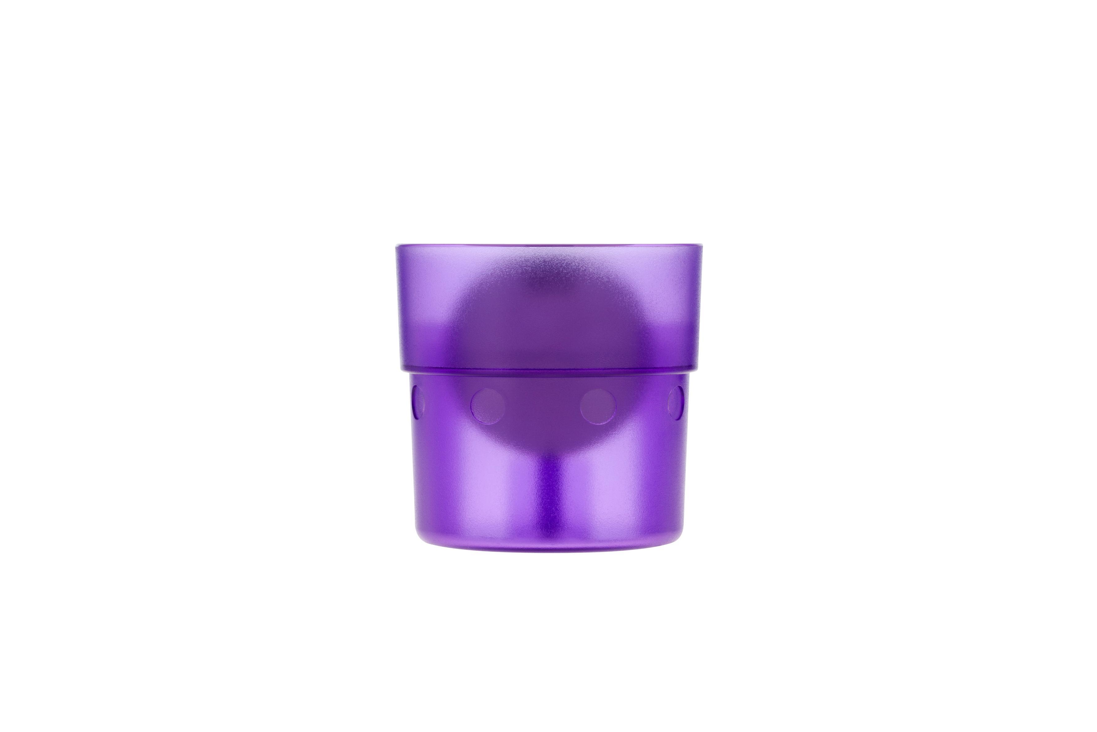 Kühlschrank Geruchsneutralisierer : Amazon zilofresh kühlschrank becher lila