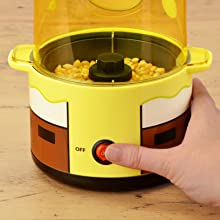 Nickelodeon Spongebob Popcorn Popper