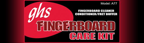FINGERBOARD CARE KIT, A77, CLEAN, OIL, FINGERBOARD OIL, FRETS, FRETBOARD, F-ONE, F-1