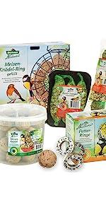 Dehner Natura startset foder för vilda fåglar