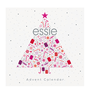 calendario avvento, Natale, Essie, smalto, kit, idea regalo, pensiero