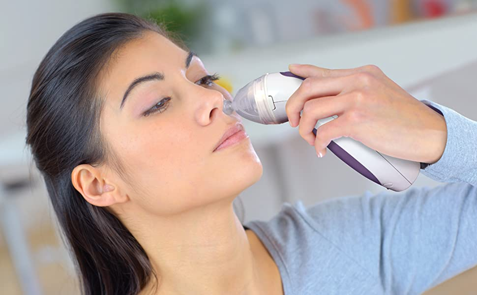 clearinse nasal cleaning system, clearinse nasal cleansing system, electric nasal aspirator