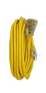 yellow tritap cord