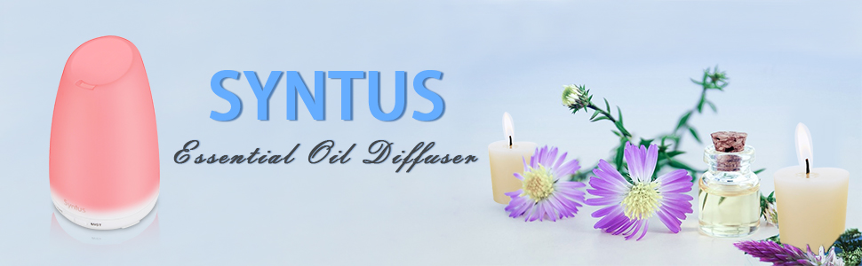 Syntus Essential Oil Diffuser