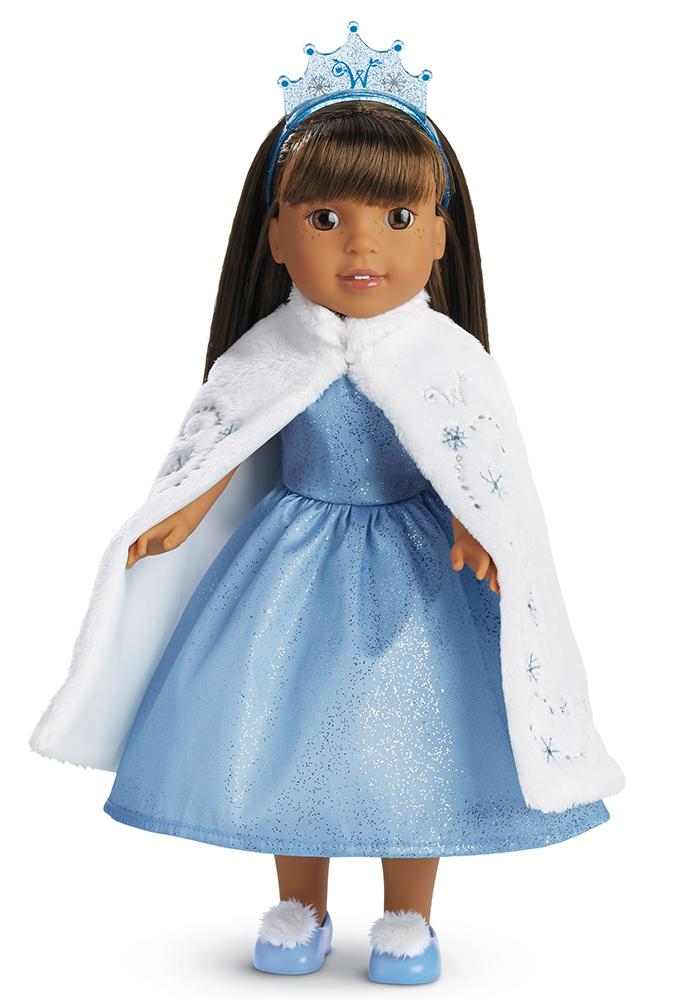 Amazon.com: American Girl WellieWishers Winter Wishes