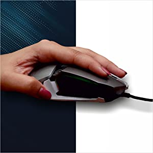 Foxin FGM-602 Optical Gaming Mouse (Black)