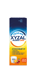 Xyzal Children's Allergy 24 Hour