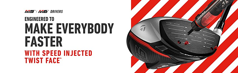 TaylorMade M6 Driver (460cc)
