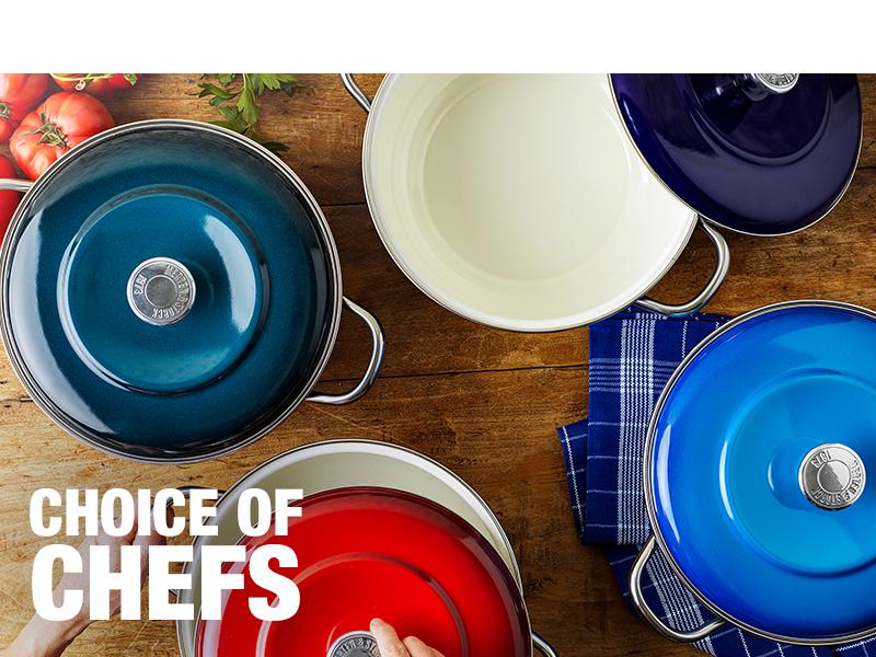 Merten amp; Storck, Mamp;S, carbon steel, cast iron, durable, outdoor, versatile cooking, lightweight