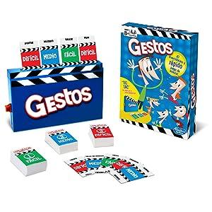 Hasbro Gaming - Juego de mesa Gestos (B0638105): Amazon.es ...