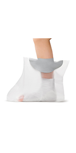 foot shower protector