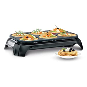 crêpier;crêpe;inox;design;partage;convivial;amis;cuisson;cuisine;pancake;thermospot;spatule;plaisir