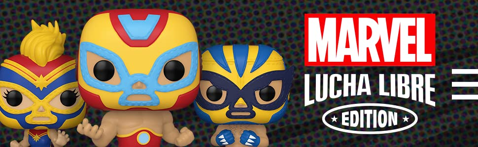 Marvel Lucha Libre