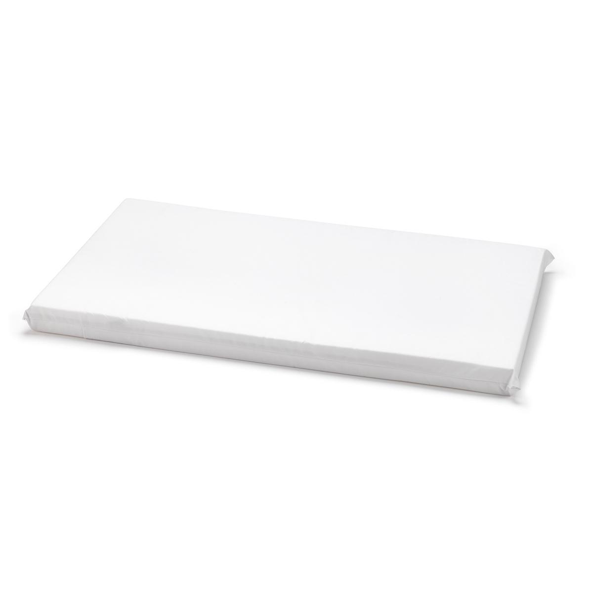 Colchon Minicuna Liso E 46.5x81x5 CM Blanco