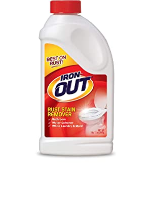 Iron OUT Powder Rust Stain Remover
