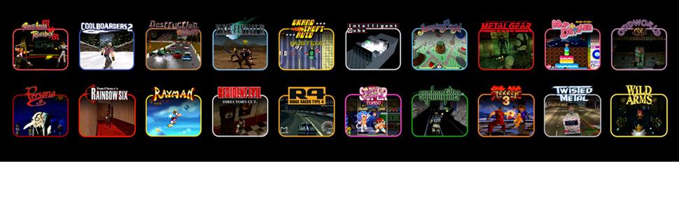 PlayStation Classic: Amazon com au: Video Games