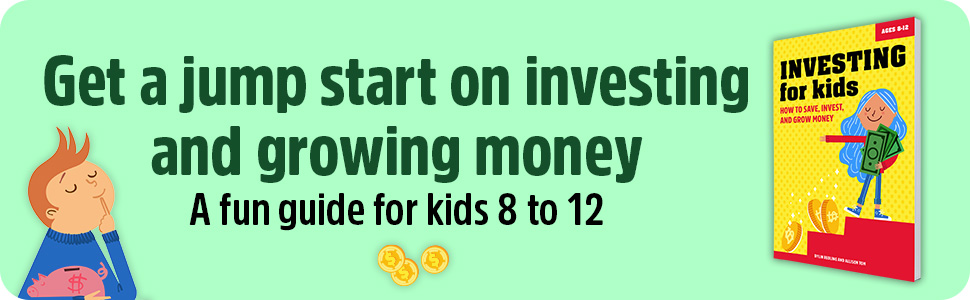 investing for kids, how to invest, finance books, financial books, investing for beginners