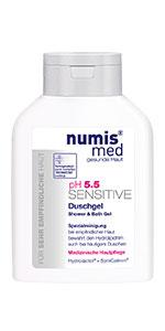 numis med Waschlotion ph 5.5 SENSITIVE - Körperlotion