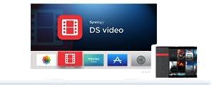 nas, synology servidor, 4k, 4k synology, H.264, H.265, reproducción HD