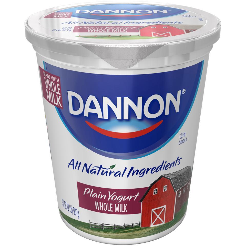 All Natural Fat Free Yogurt