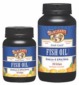 Barlean 39 s organic oils fresh catch fish oil for Barleans fish oil reviews