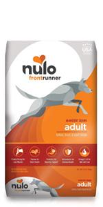 Frontrunner Dry Dog Kibble - Turkey