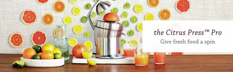 the citrus juice pro