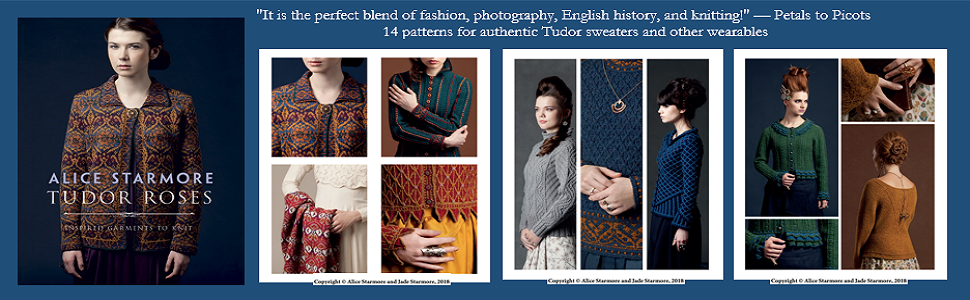 Alice Starmore, knitting, crafts, needlework, fashion crafts, knitting patterns, fiber arts, hobbies