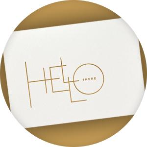 Hallmark, Thank You Cards